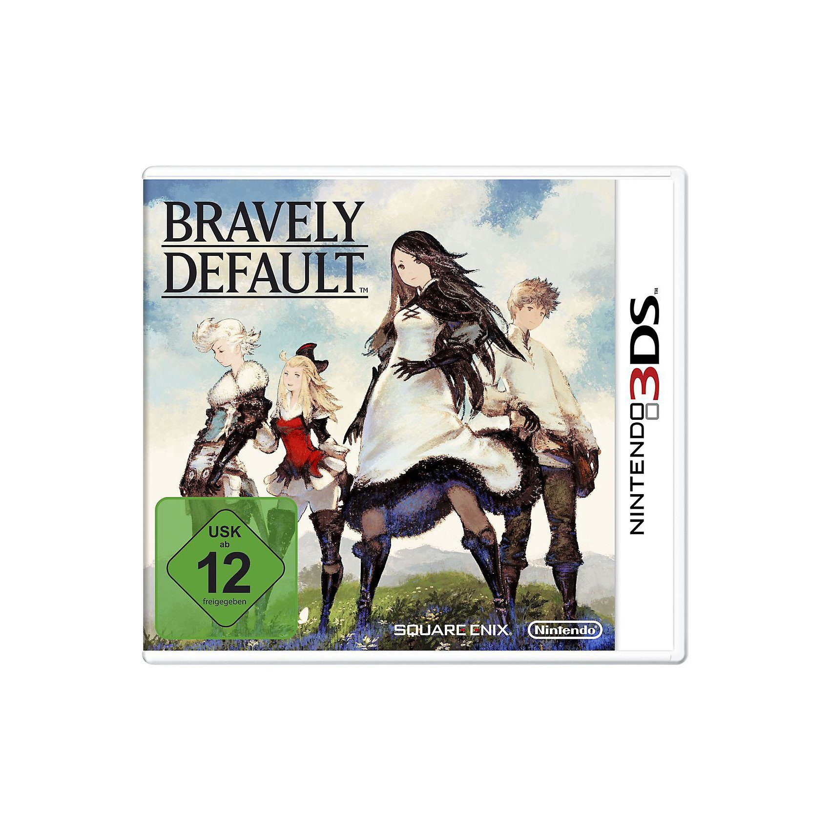 Nintendo 3DS Bravely Default