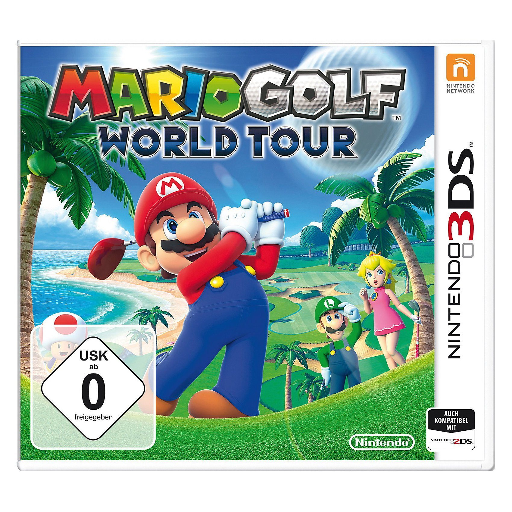 Nintendo 3DS Mario Golf World Tour