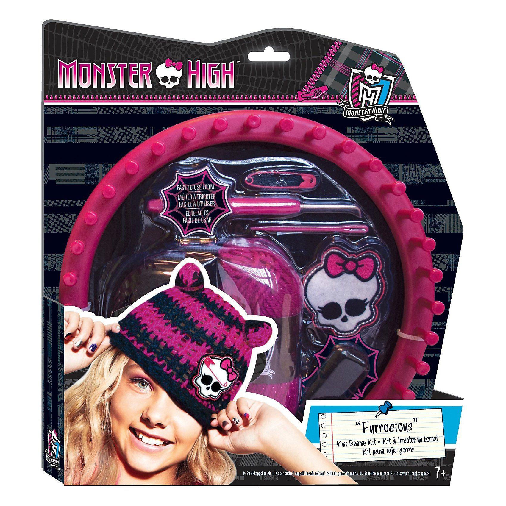 IMC Toys Monster High Knit Beanie Kit