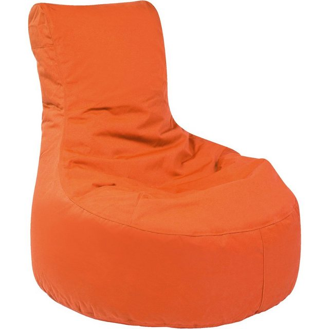 OUTBAG Slope Outdoor-Sessel Sitzsack plus orange