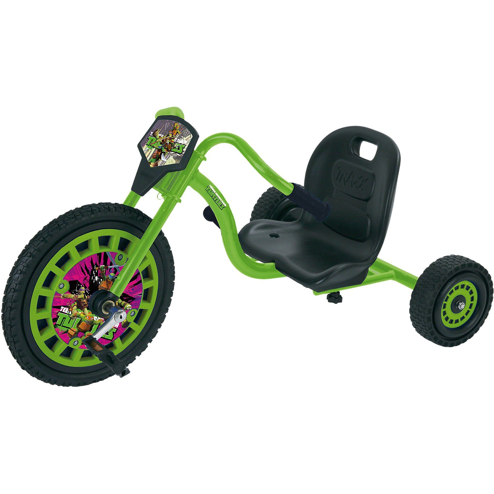 hauck TOYS FOR KIDS Teenage Ninja Trike