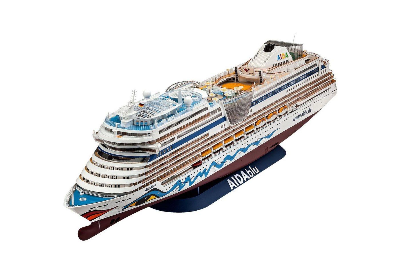 Revell® Modellbausatz Cruiser Ship AIDA im Maßstab 1:400