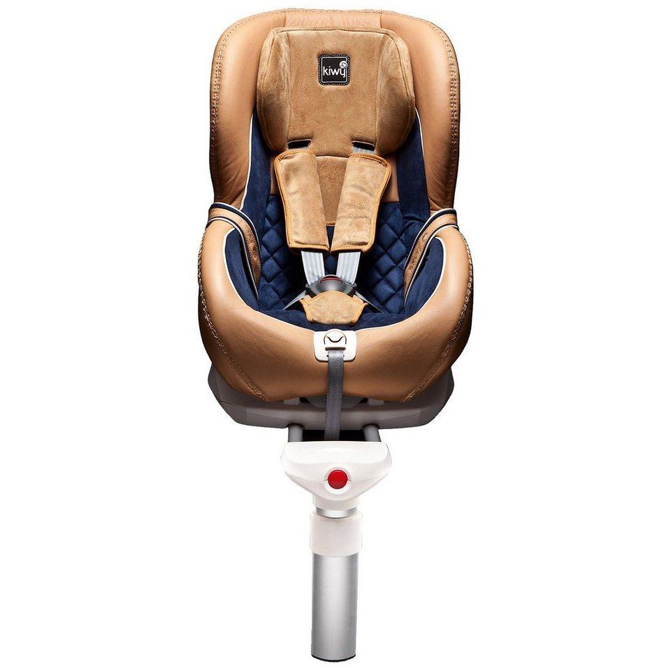 Auto-Kindersitz SPF1 DeLuxe mit Isofix & SA-ATS, Sienna, 201 in mehrfarbig
