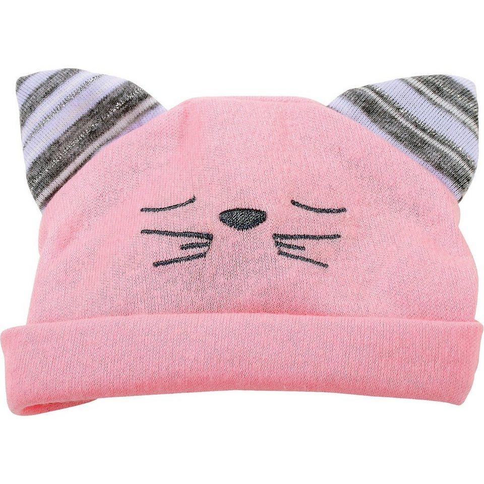 Götz Puppenkleidung Mütze, Katze 30-33 cm