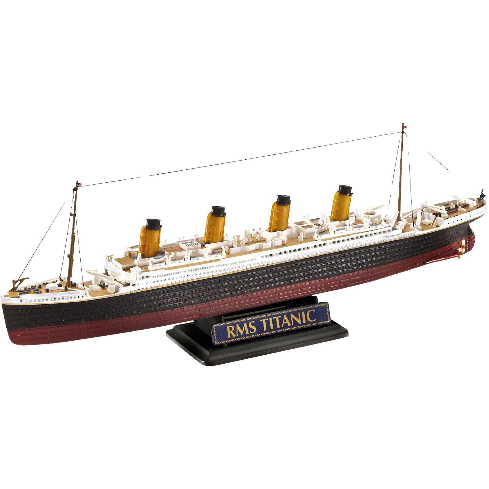 """Revell Modellbausatz - Geschenkset """"Titanic"""""""