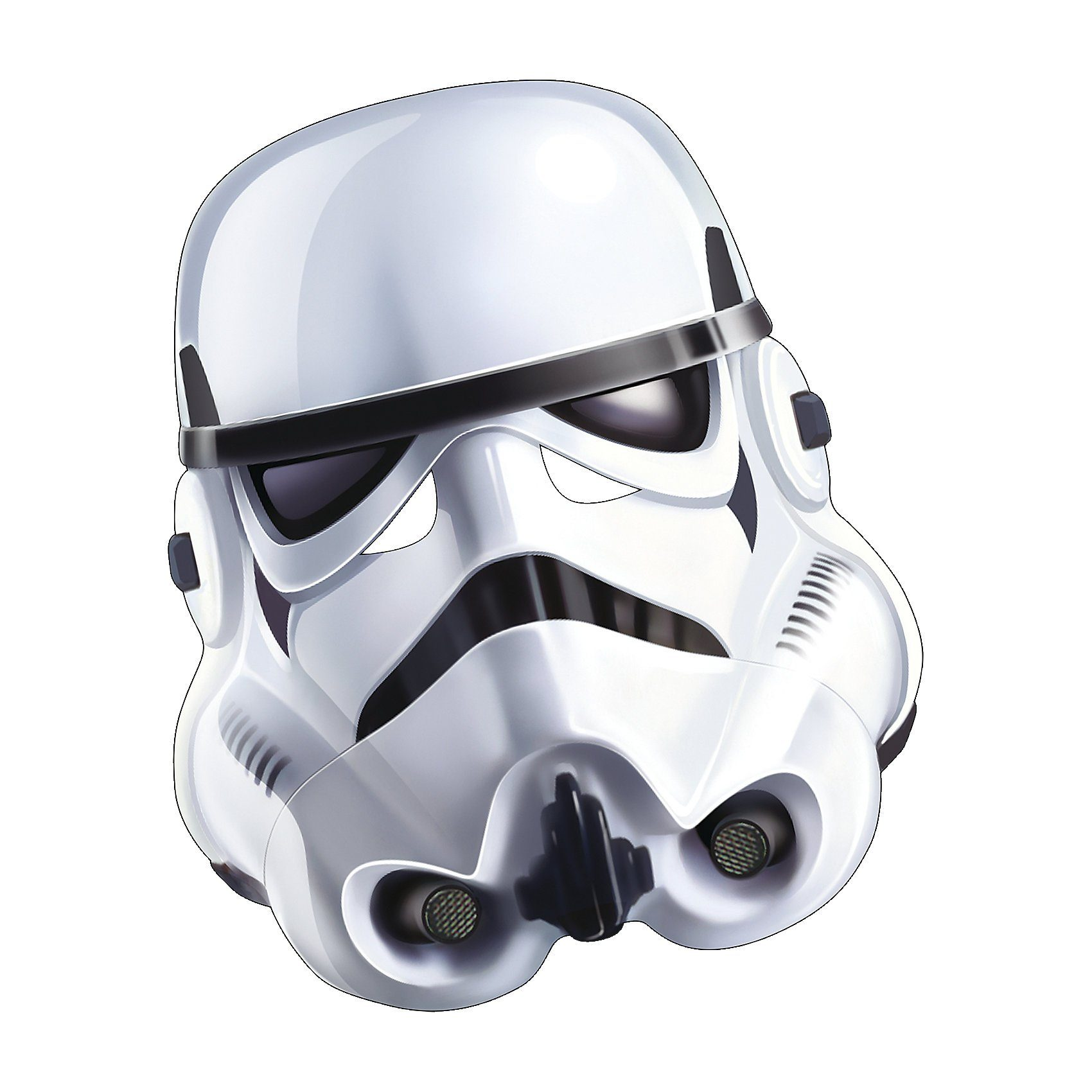 Rubie´s Stormtrooper Maske aus Pappe