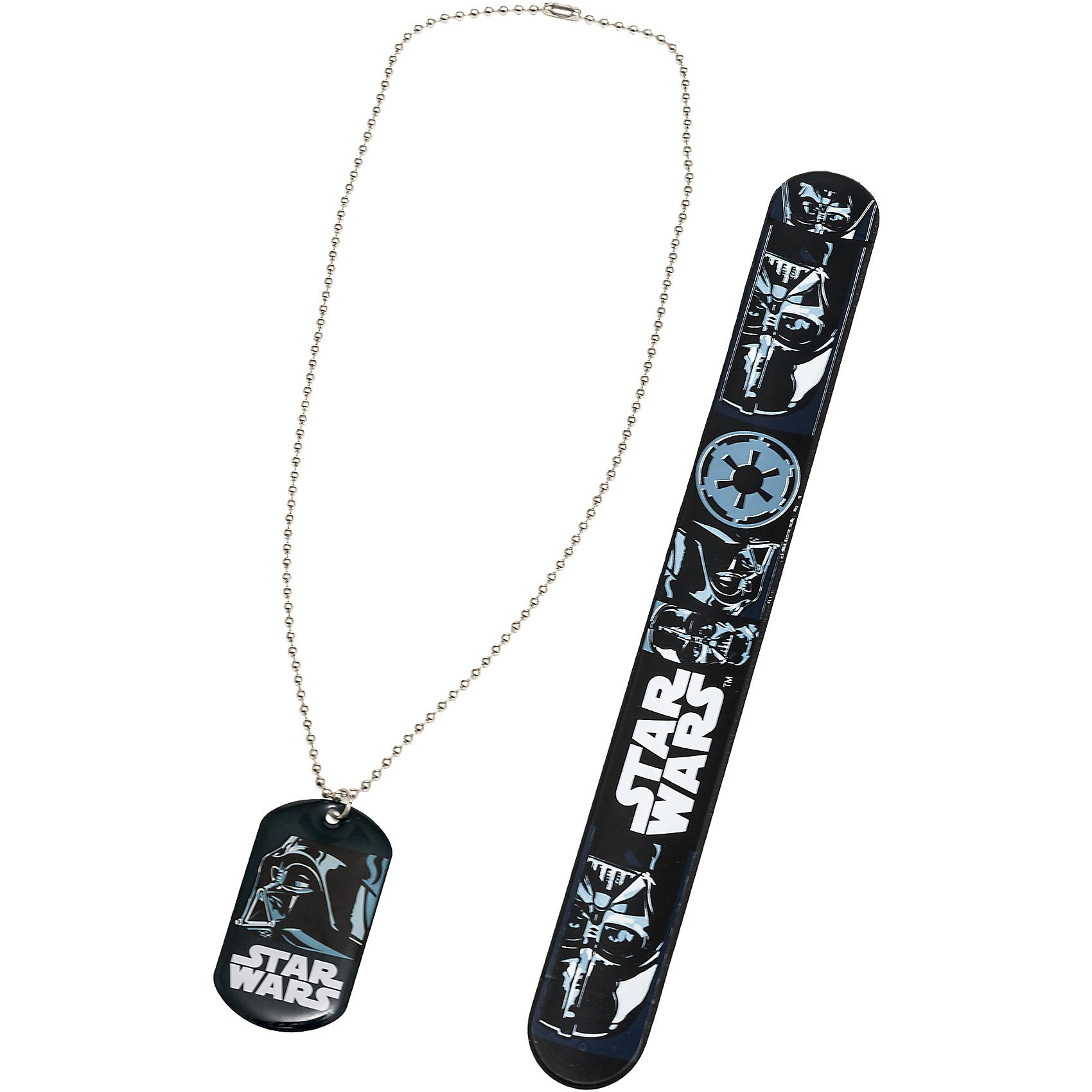 JOY TOY Schmuckset Dath Vader (Armband und Halskette)