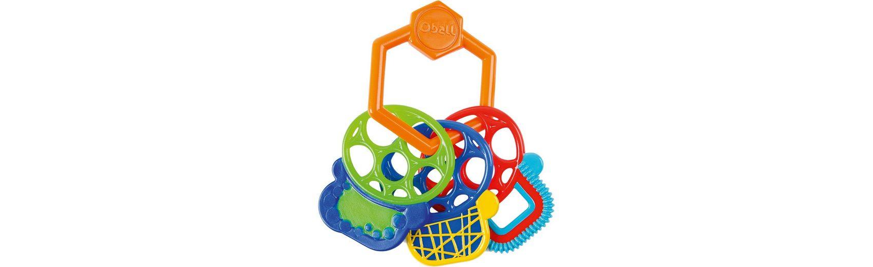 Kids II Oball Greif- und Beißspielzeug