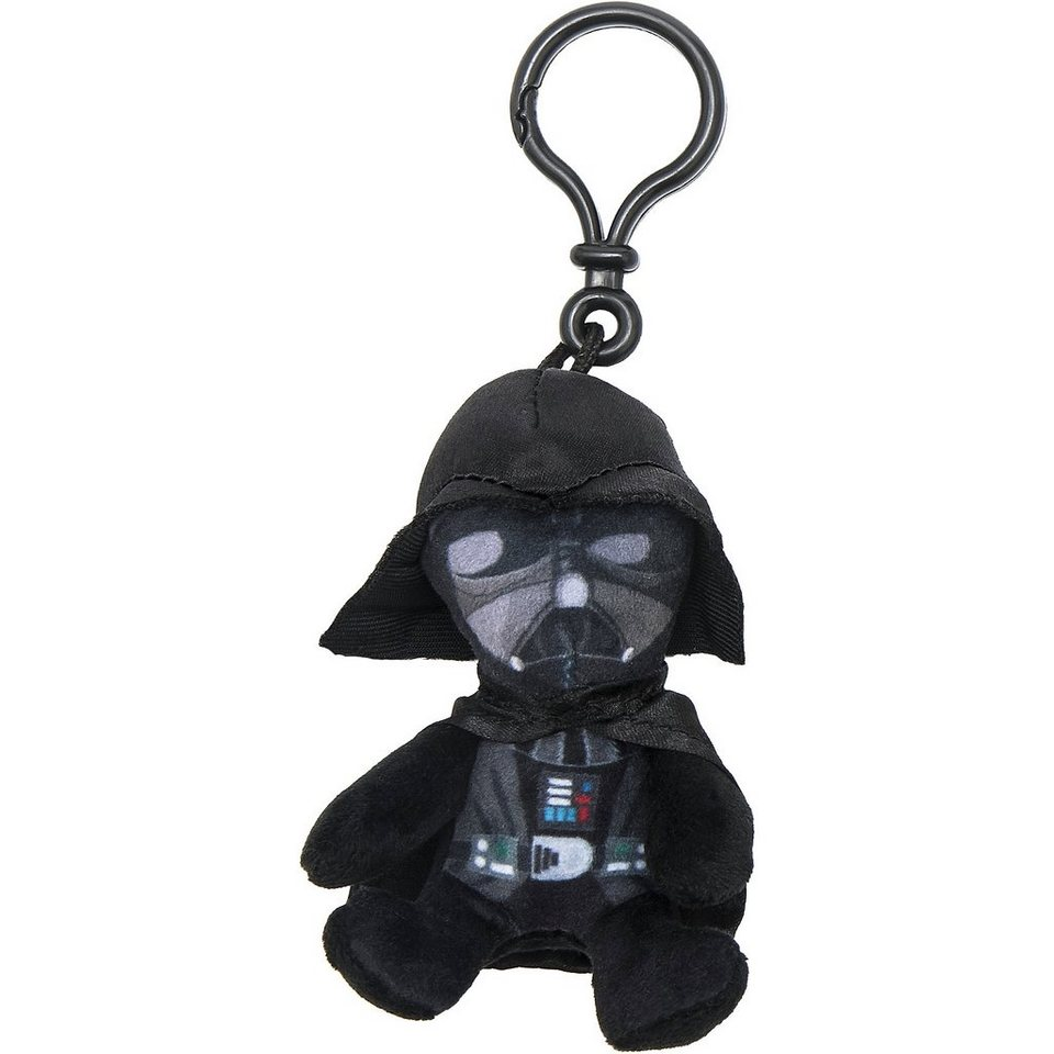 JOY TOY Plüschschlüsselanhänger Darth Vader Star Wars, 8 cm