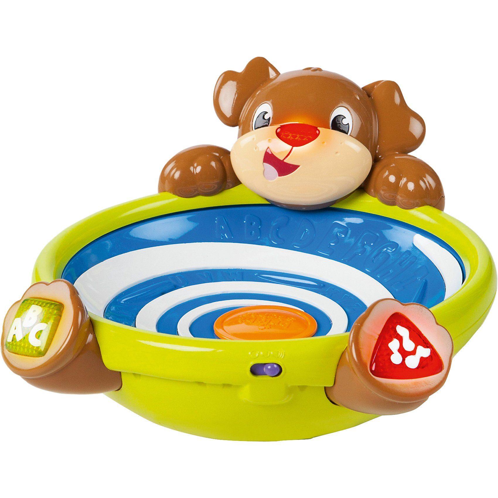 Kids II Bright Starts Ballkreisel Spin & Giggle Hündchen