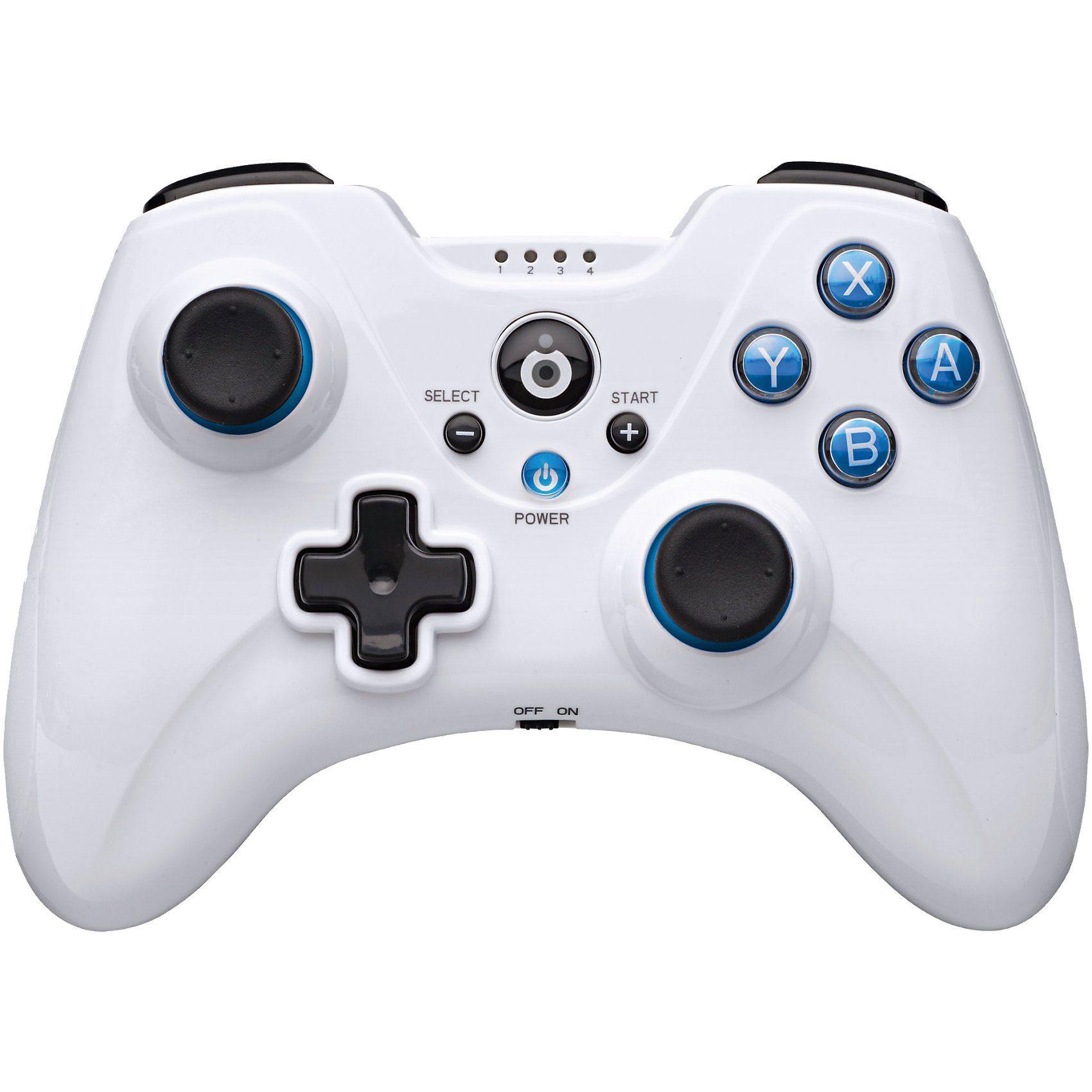 BigBen Wii U Controller, weiß