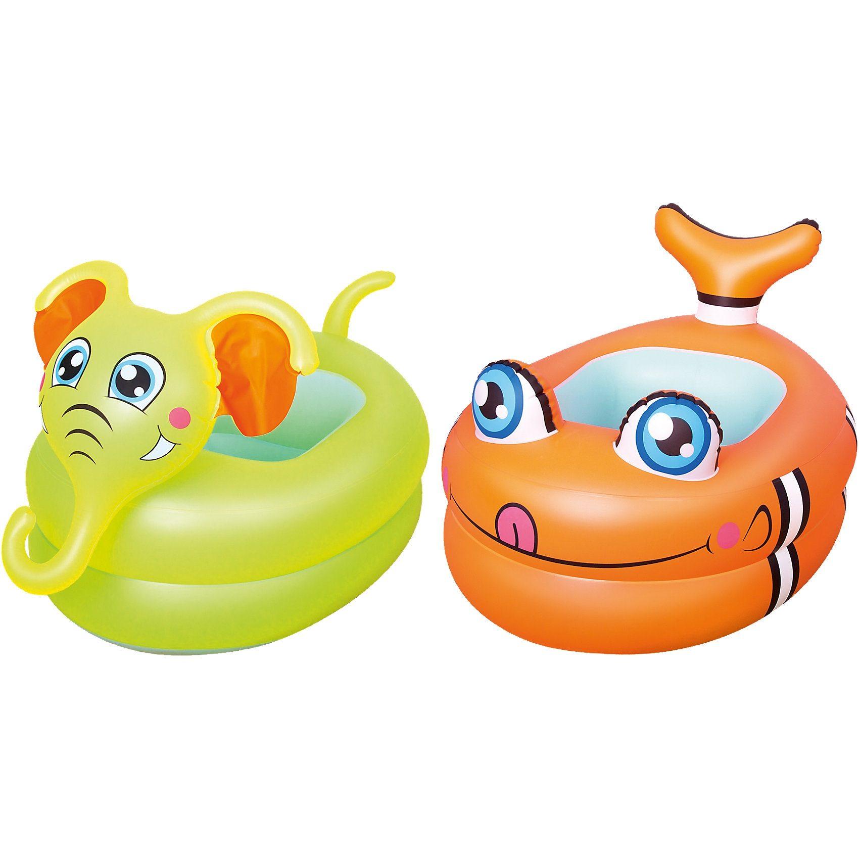 Bestway Baby-Planschbecken Elefant oder Fisch