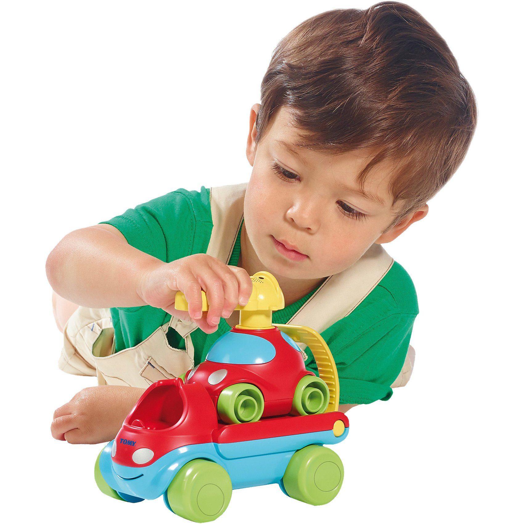 TOMY 3-in-1 Reparier-mich Auto