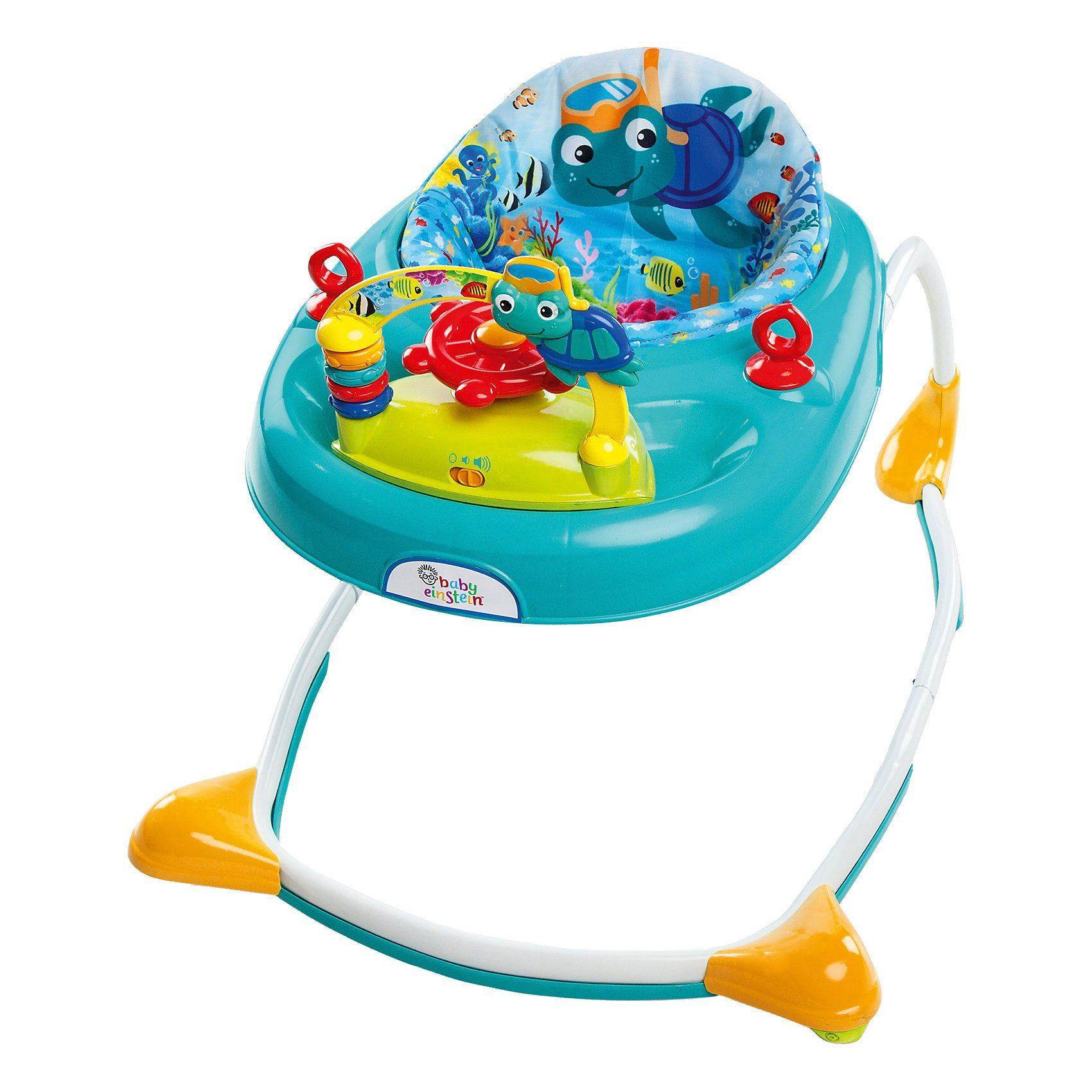 Kids II Lauflernhilfe, Baby Neptune