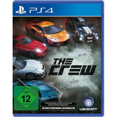 ak tronic ps4 the crew online kaufen otto. Black Bedroom Furniture Sets. Home Design Ideas