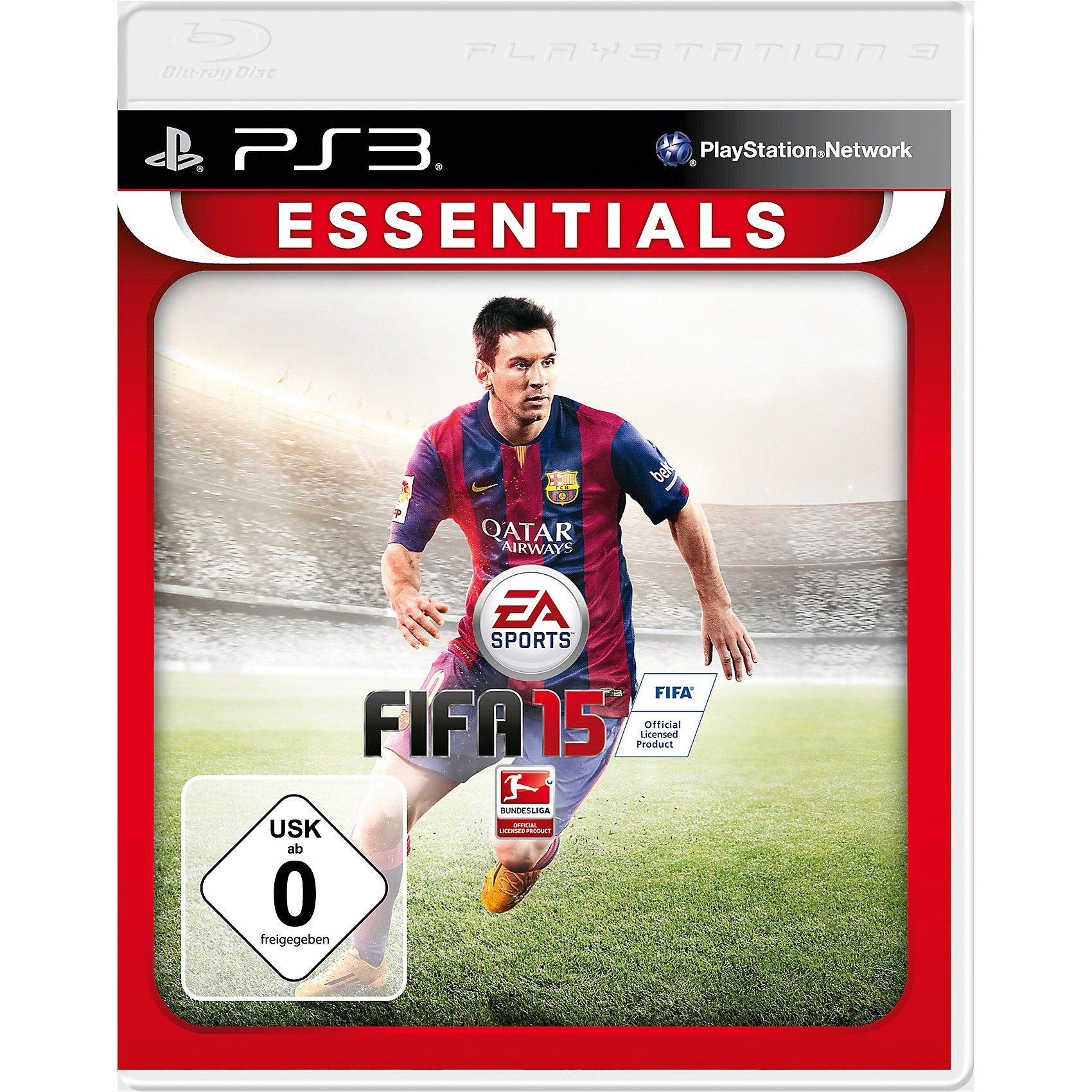 ak tronic PS3 Fifa 15