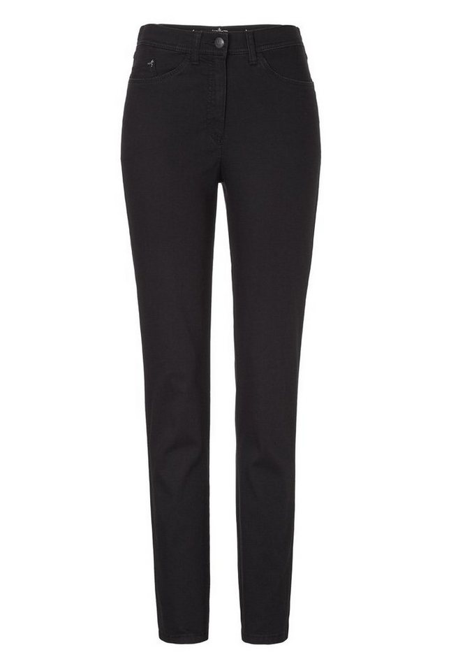 RAPHAELA by BRAX Jeans »LAURA« in BLACK