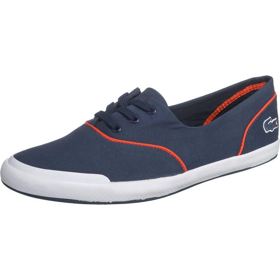 LACOSTE Lancelle Lace 3 Eye Sneakers in dunkelblau