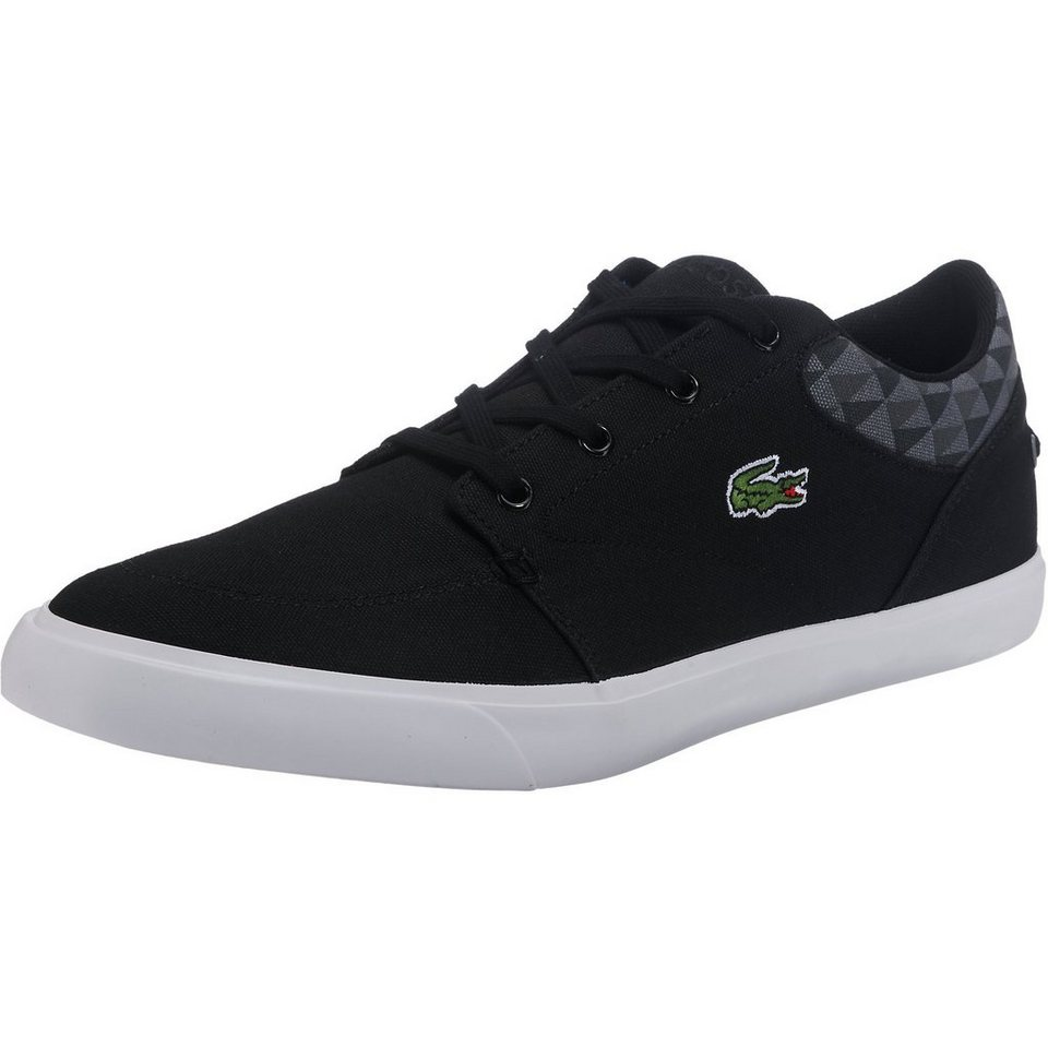 LACOSTE Bayliss Sneakers in schwarz-kombi