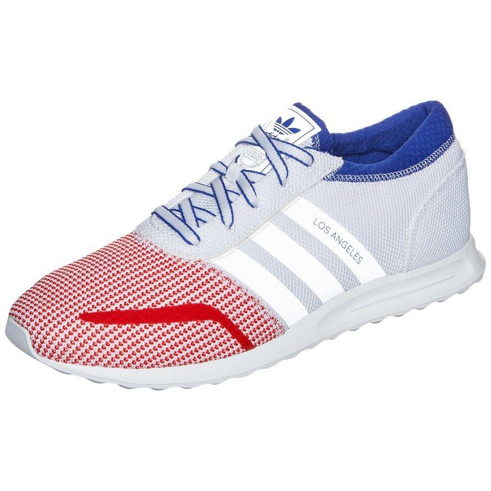 adidas Originals Los Angeles Sneaker Herren in weiß / blau / rot