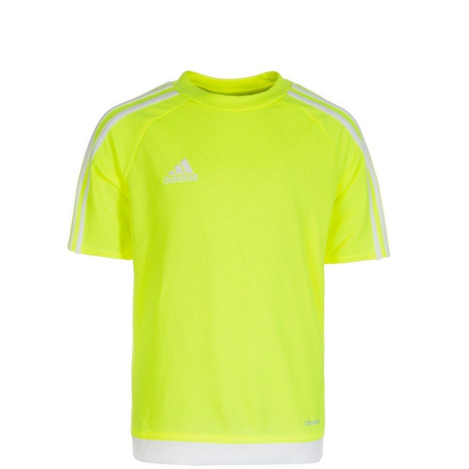 adidas Performance Estro 15 Fußballtrikot Kinder in gelb / weiß