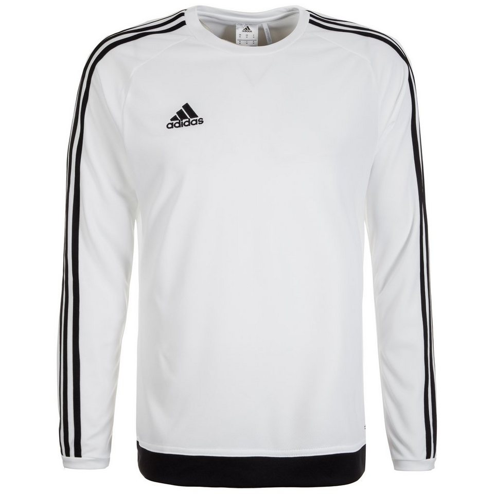 adidas Performance Estro 15 Trainingsshirt Herren in weiß / schwarz
