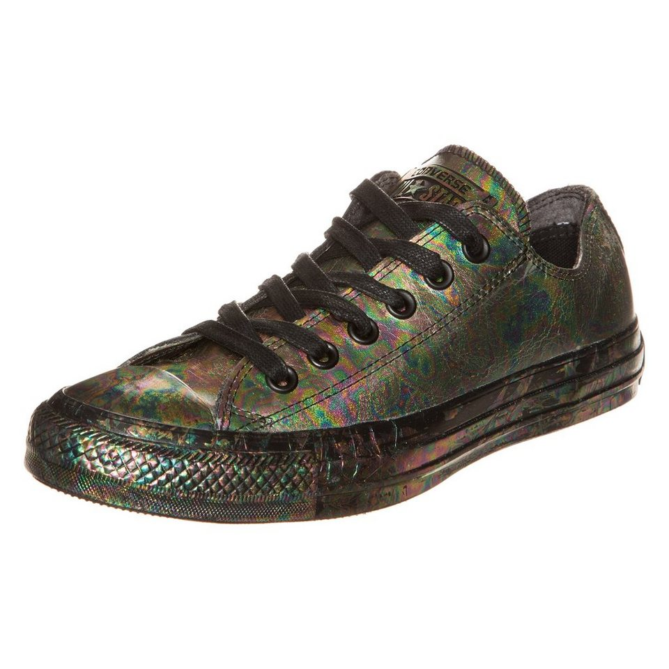 CONVERSE Chuck Taylor All Star OX Sneaker Damen in bunt metallic