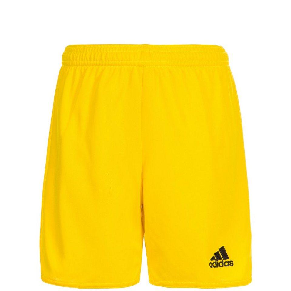 adidas Performance Parma 16 Short Kinder in gelb / schwarz