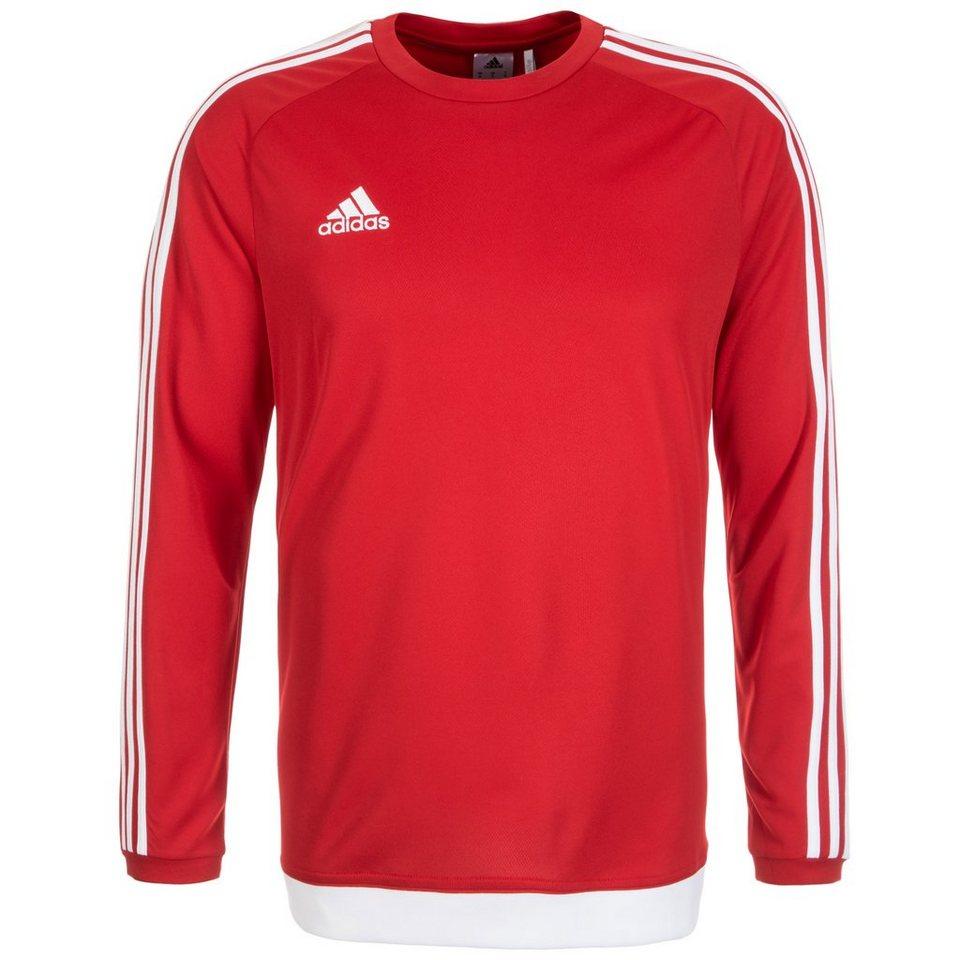 adidas Performance Estro 15 Trainingsshirt Herren in rot / weiß