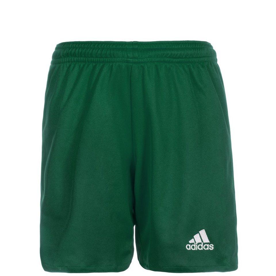 adidas Performance Parma 16 Short Kinder in grün / weiß