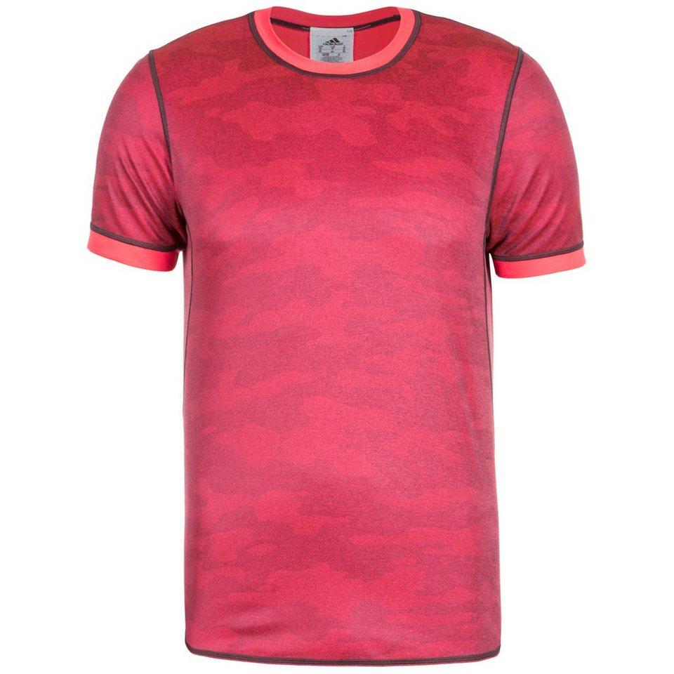 adidas Performance Kanoi Reversible Laufshirt Herren in rot / pink