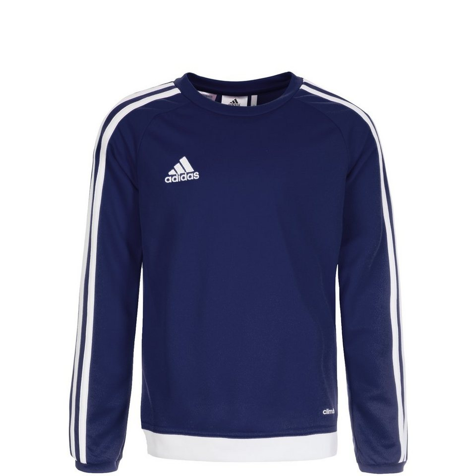 adidas Performance Estro 15 Trainingsshirt Kinder in dunkelblau / weiß