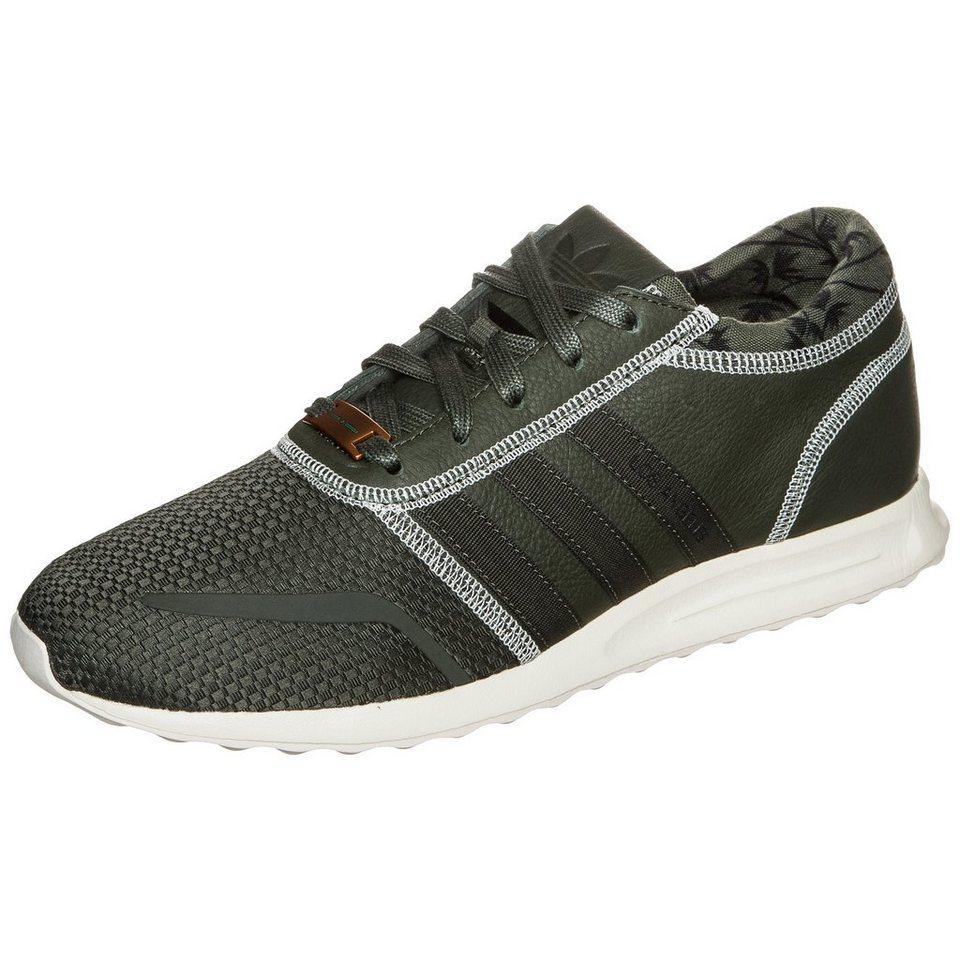 adidas Originals Los Angeles Sneaker Herren in oliv