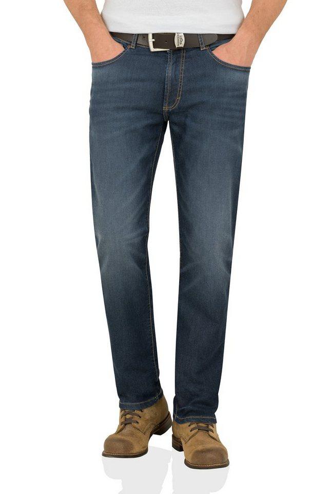 PADDOCK'S Stretch Jeans »SCOTT« in dark vintage blue