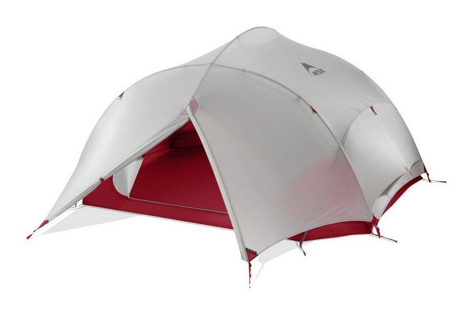 MSR Zelt »Papa Hubba NX Tent« in grau