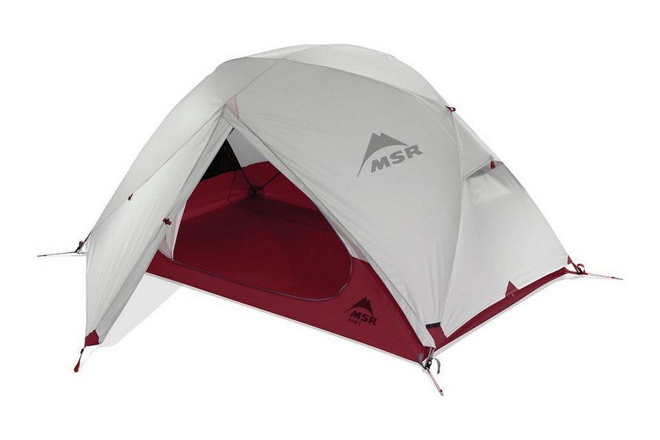 MSR Zelt »Elixir 2 Tent« in grau