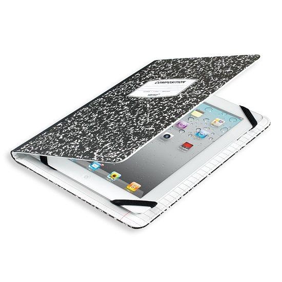 """Verso HardCase »Trends Cover Scholar Black/White Tablet 10""""« in schwarz"""