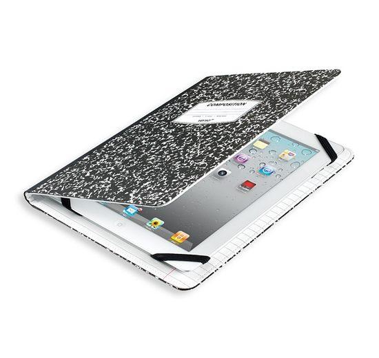 "Verso HardCase »Trends Cover Scholar Black/White Tablet 10""«"