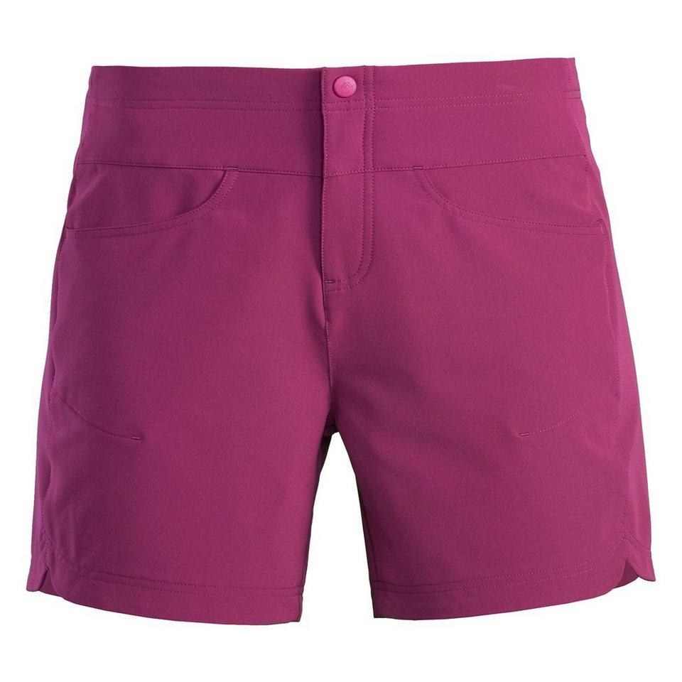 Kathmandu Outdoor-Shorts »Lebrita« in Magenta
