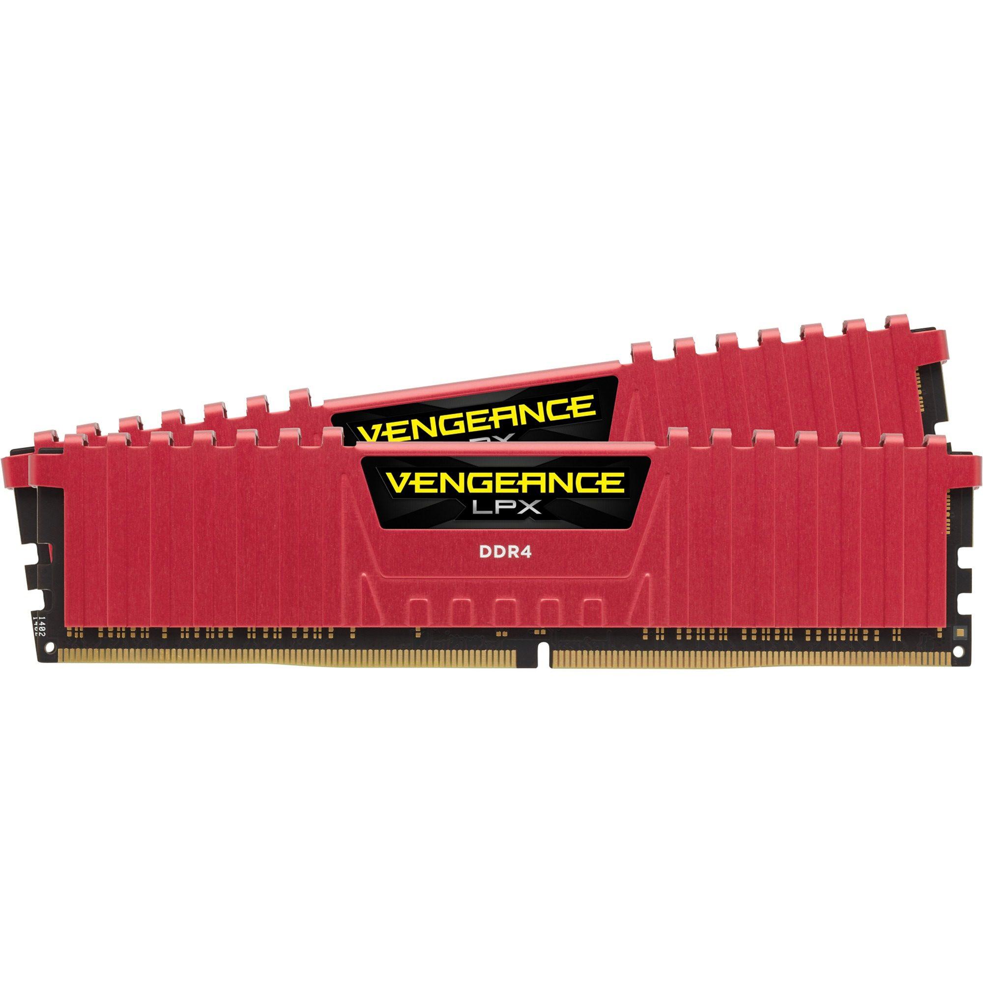 Corsair Arbeitsspeicher »DIMM 8 GB DDR4-2400 Kit«