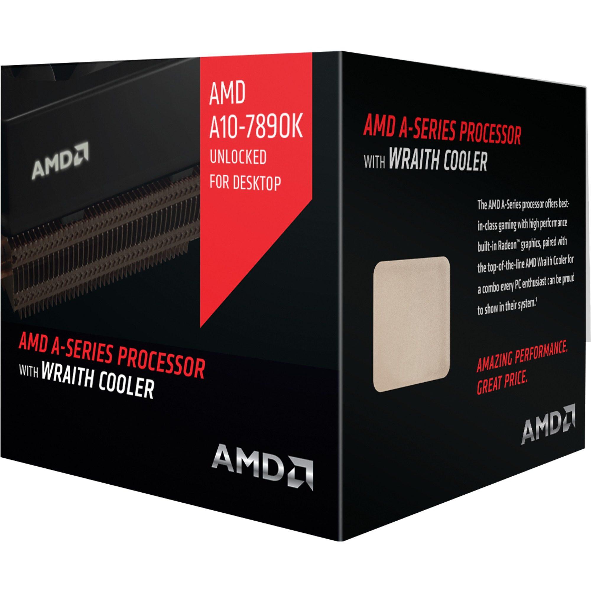 AMD Prozessor »A10-7890K«
