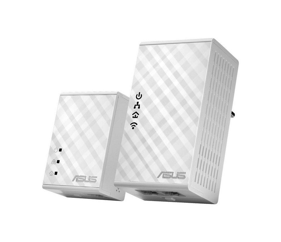 ASUS Powerline PL-N12 Kit WLAN Kombination