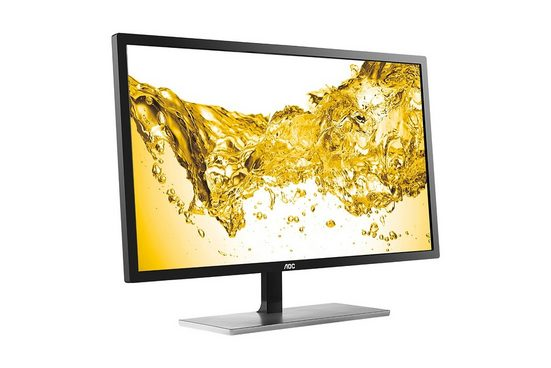 AOC U2879VF LED-Monitor (3840 x 2160 Pixel, 4K Ultra HD, 1 ms Reaktionszeit, 60 Hz)