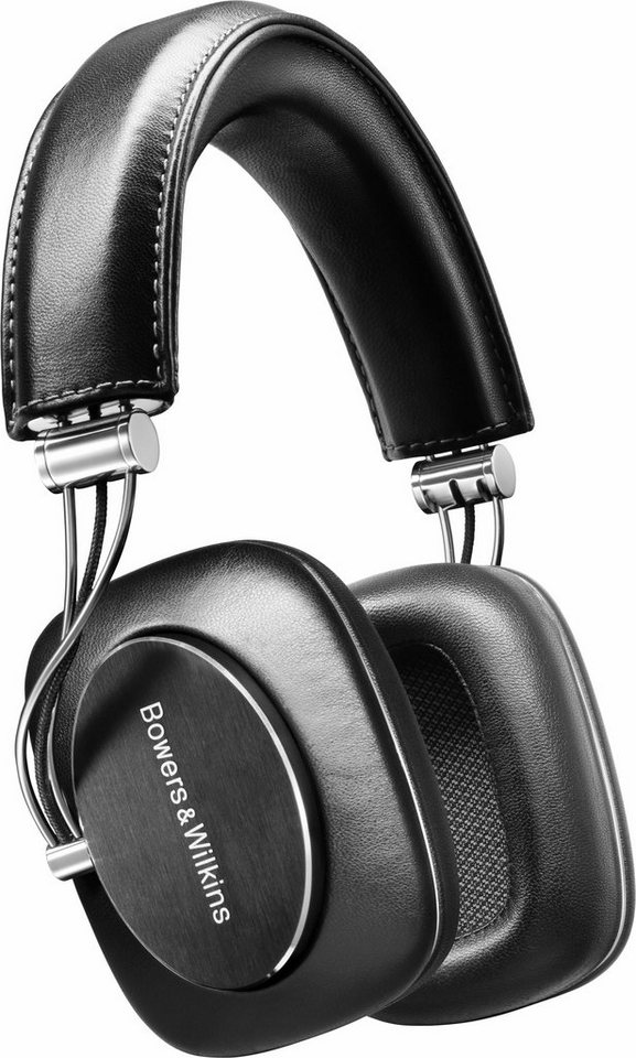 Bowers & Wilkins P7 On-Ear-Kopfhörer in schwarz