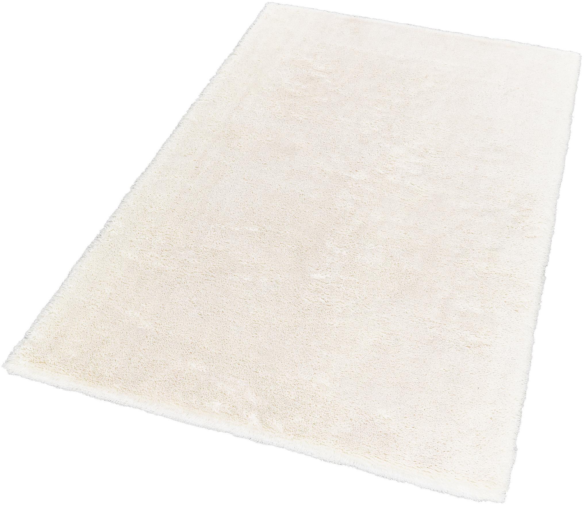 Hochflor-Teppich »Harmony«, SCHÖNER WOHNEN-KOLLEKTION, rechteckig, Höhe 35 mm, Besonders weich durch Microfaser