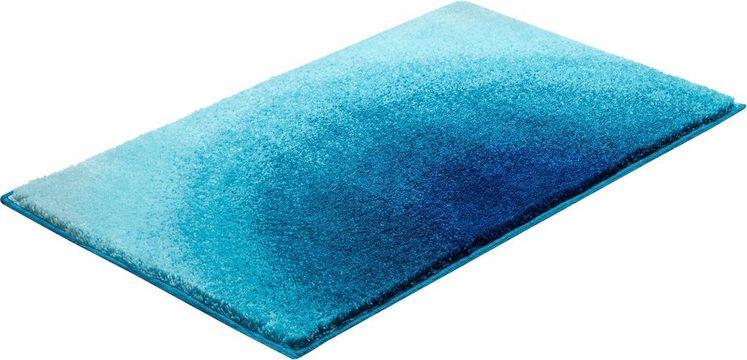 Badematte »Sunshine« Grund, Höhe 24 mm, rutschhemmend beschichtet, fußbodenheizungsgeeignet