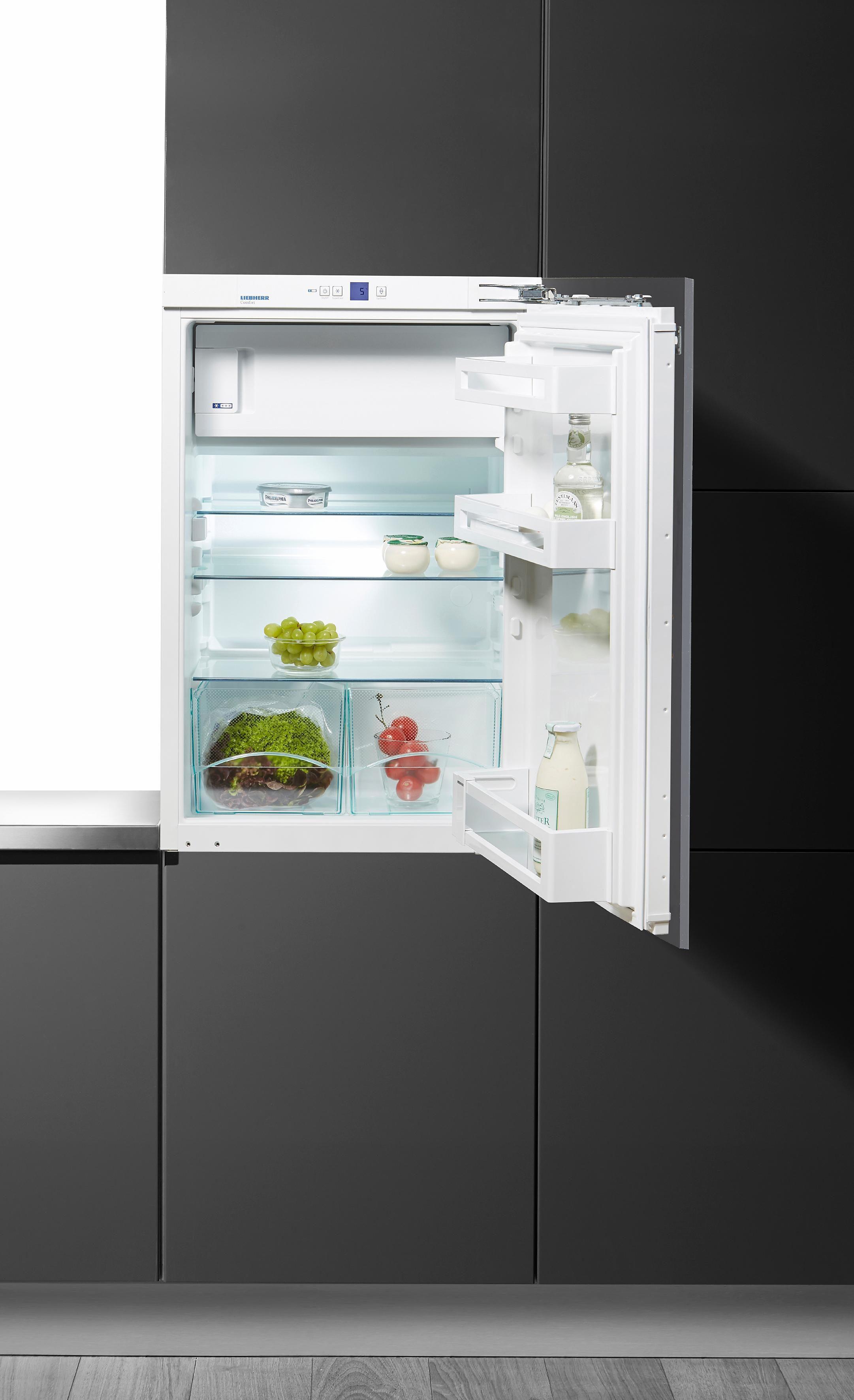 Liebherr integrierbarer Einbau-Kühlschrank IK 1614, A++, 87,2 cm hoch