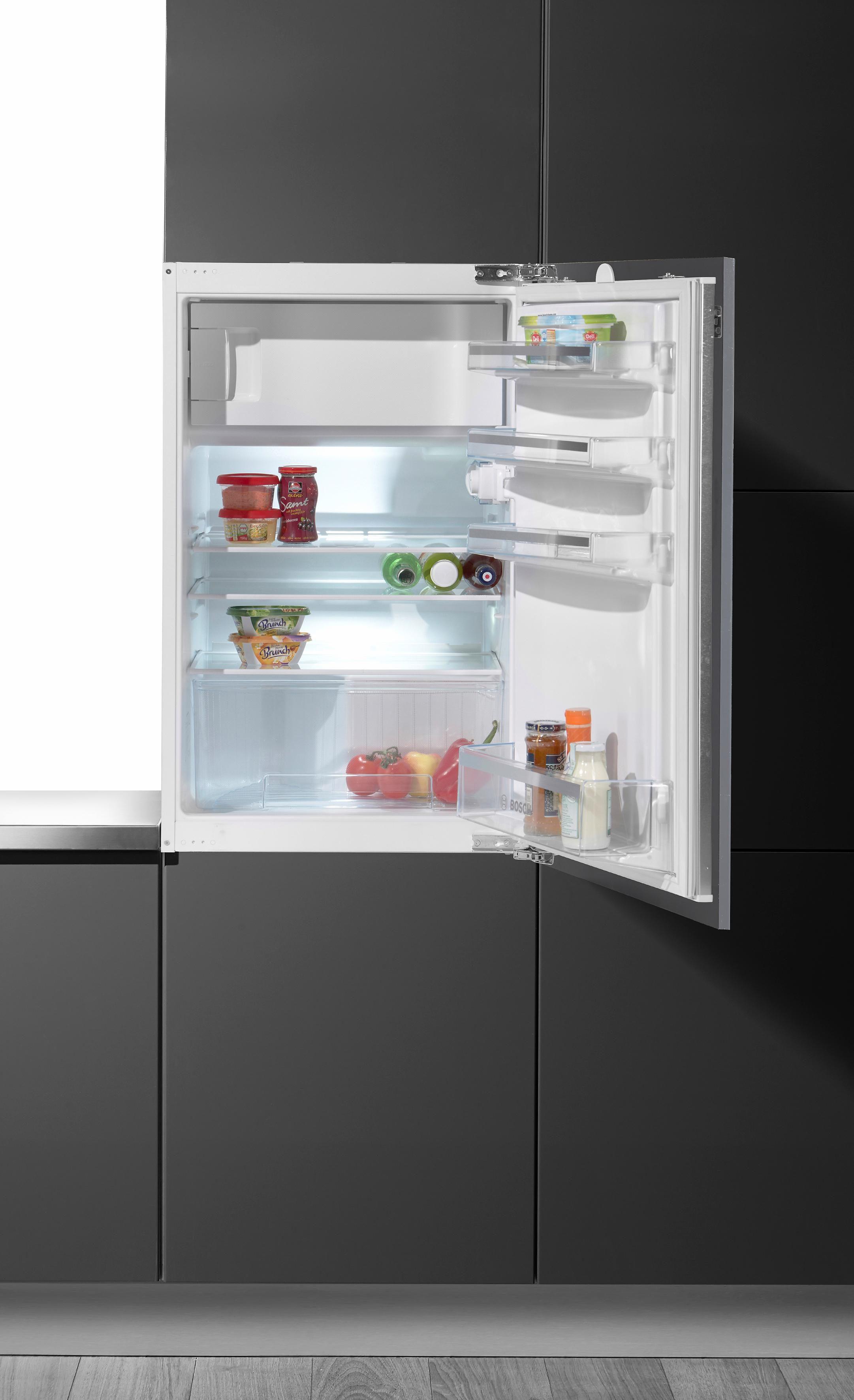 Bosch integrierbarer Einbau-Kühlschrank KIL18V60, A++, 88 cm