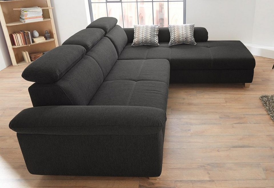 wohnlandschaft schlafsofa online kaufen otto. Black Bedroom Furniture Sets. Home Design Ideas