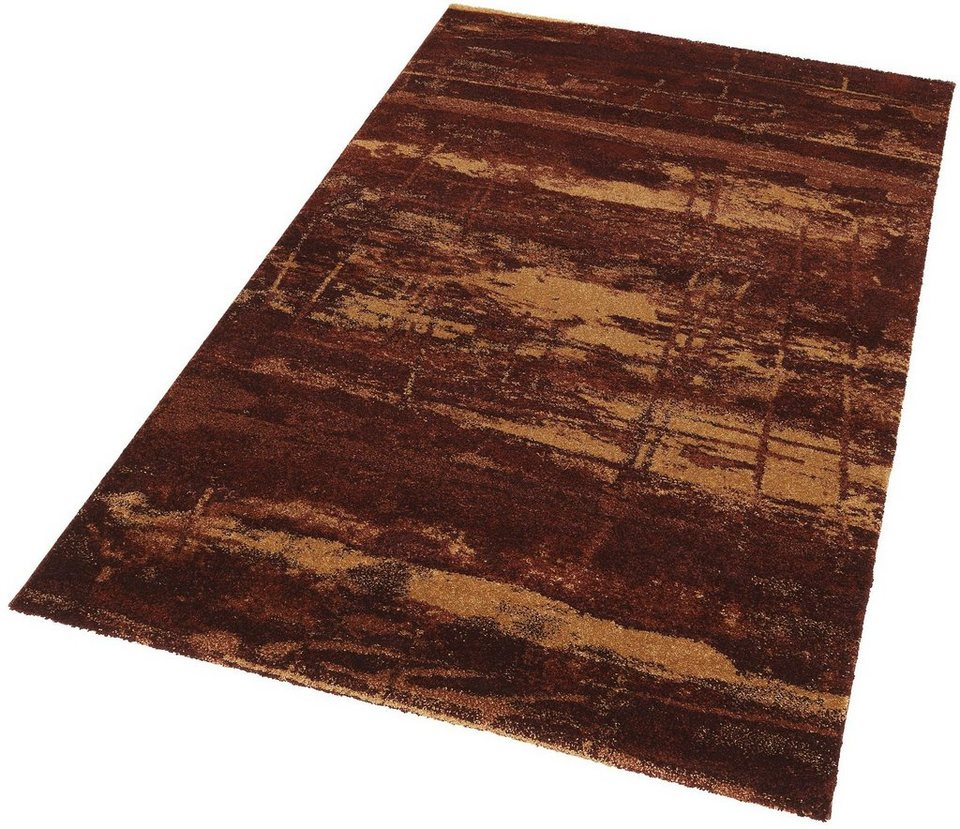 Teppich, Astra, »Samoa 162«, gewebt in rot